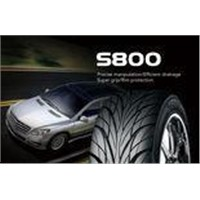 225 40R18, 235 35R19 Ultra High Performance Tyres / BCT Passenger Car Tires S800