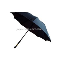 "23"" Unbreakable Walking Stick Umbrella"