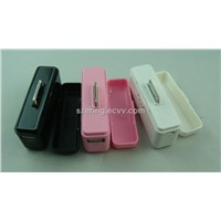 2800mAh power supply, power bank, pocket power iphone, ipad