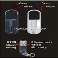 2.4G wireless coat hanger camera