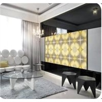 3D decoration wall board