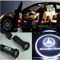 3W door step light car logo shadow lamp