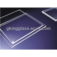 3.2mm low iron solar glass for PV panels