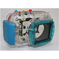 40M/130ft Waterproof Underwater Case Camera Housing Diving For NIKON 1 V1 10mm Lens