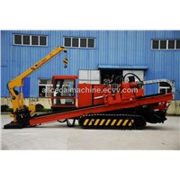 45T trenchless drilling rig, imported parts, fast working speed
