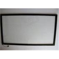 46 inch infrared touch frames multi touch overlay with glass HT-IR-TS46