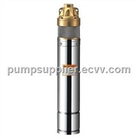 4SK submersible water pump Deep well pump