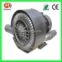 5.5KW double stages ring blower