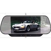 6inch TFT LCD digital Panel rearview monitor and MP5(RVW650)