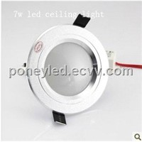 7w white led tube light