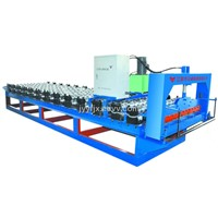 840 color steel tile roll forming machine