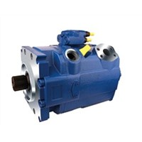 A15VSO Axial piston variable pumps