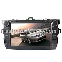 AST-8003 8INCH DVD NAVIGATION FOR Corolla