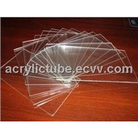 Acrylic Nano light guide 200mmx300mmx4mm clear panle