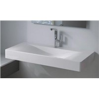 Acrylic Solid Surface Bathroom Gowell vanity top