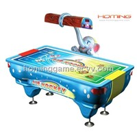 Air Hockey Table Game Machine (Hominggame-Com-063)