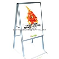 Aluminium Frame A Board Poster Stand