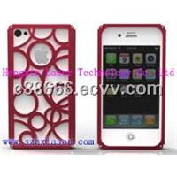 Aluminum & Zinc Alloy phone case for iphone5