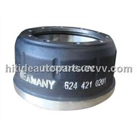 BENZ brake drum 6244210201 from Hitide Auto Parts