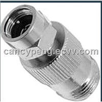 BNC rf coaxial connector suitable for RG cables