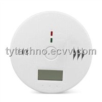 Battery/DC Operated Carbon Monoxide Detector