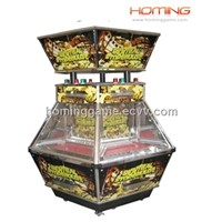 Benthal Storehouse coin pusher game machine(HomingGame-Com-056)