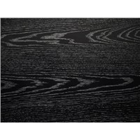 Black Wood Grain PVC Film(Matte PVC Sheet)