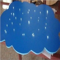Blue Cloud plastic optic fiber light