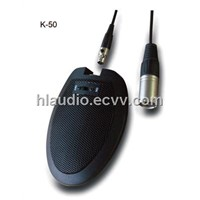 Boundary condenser microphone K50