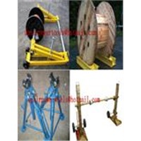 Cable Drum Trestles,,Made Of Cast Iron
