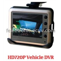 "Car Video Recorder + Metal Case + 120 View Angle + 2.0"" Screen"