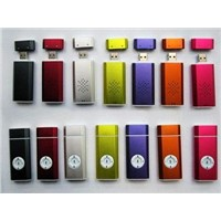 Cheapest Promotion Clip MP3 Player With Logo Printing Free