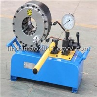 China Best Price Easy Operation High Efficiency Manual Hydraulic Hose Crimping Machine