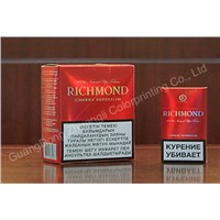 Packaging Box for Cigarette Product (zla38h64)