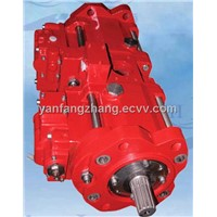 Constructin Machinery Hydraulic Pump