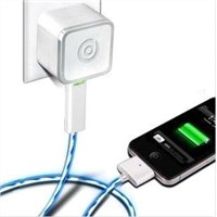 CordLite Illuminated Sync and Charging Cable for iOS Devices