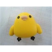 Promotional Gift Chicken Cartoon USB Driver