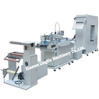 Cylingder screen printing machine