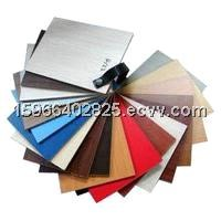 Decorative White Polyester Plywood/Polyboard/