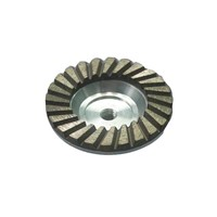 Diamond Aluminum Base Concrete Grinding Cup Wheel