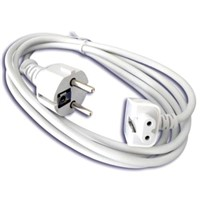EU 100% Original genuine ac  Power Extension Cord cable for Apple