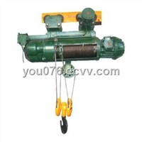 Electric Hoist of Explosion-proof, 10T Lifting Capacity
