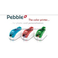 Evolis Pebble 4 card printer for Australia