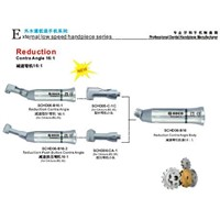 External low speed handpiece series Reduction contra angle 16:1