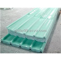 FRP skylight corrugated roof panel