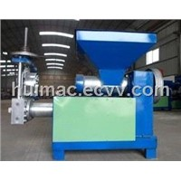 Foam plastic granulating machinery