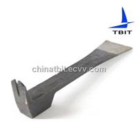 Forged iron hive tool