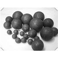 Forging and casting grinding ball