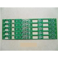 Four-layer PCB boards with HASL Lead-free Surface Treatment,  Board Thickness and FR-4 Base Material