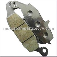 Front brake pads for Suzuki